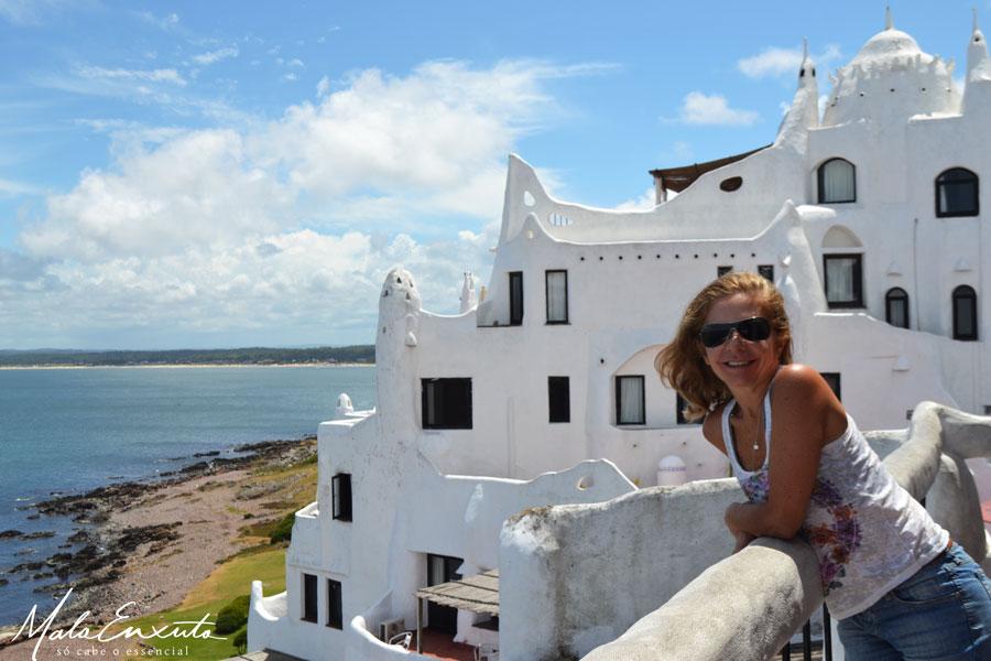 Casapueblo em Punta Ballena no Uruguai