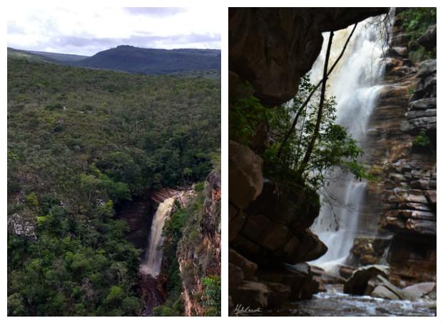 Cachoeira do Mosquito.