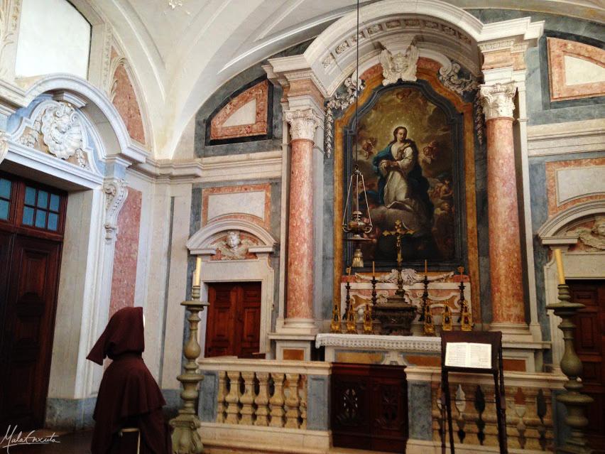 Capela do Mosteiro de Mafra