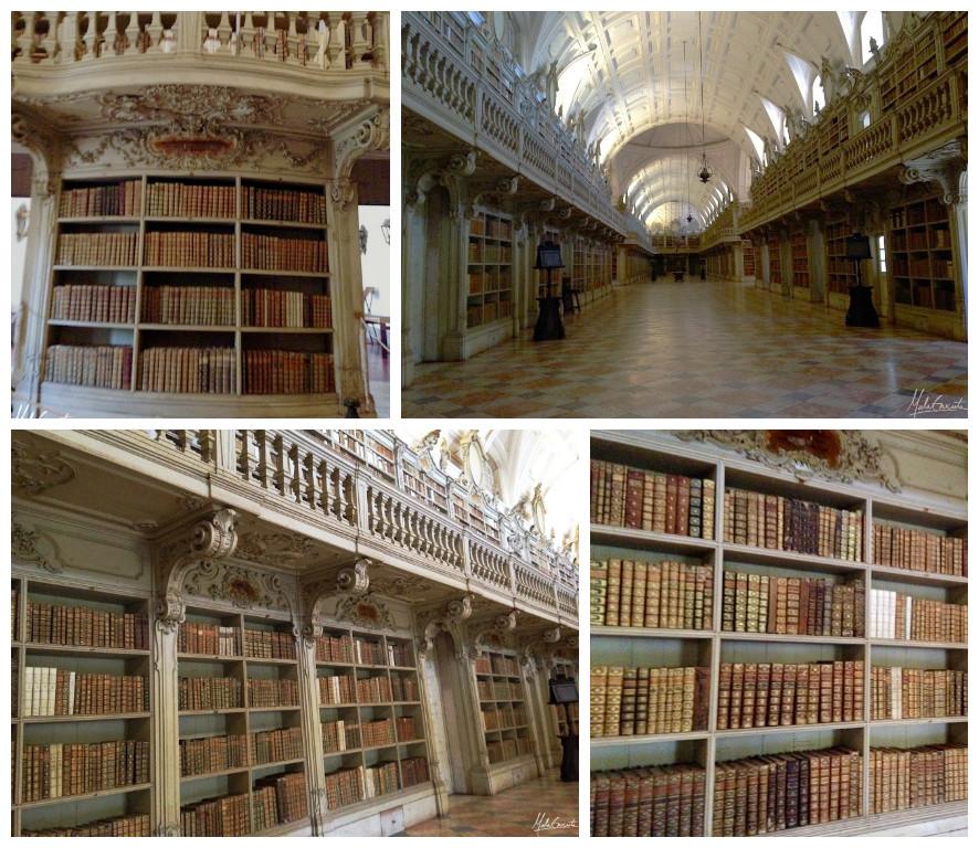 Biblioteca do Palácio de Mafra