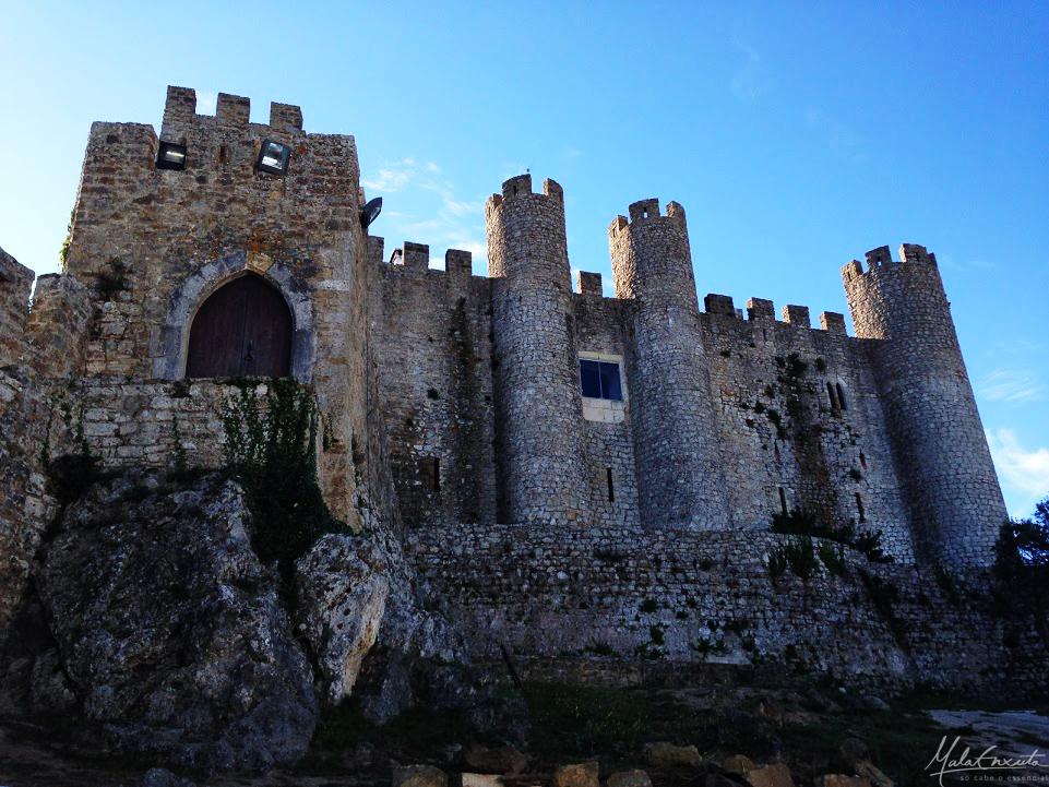 castelo de óbidos e pousada