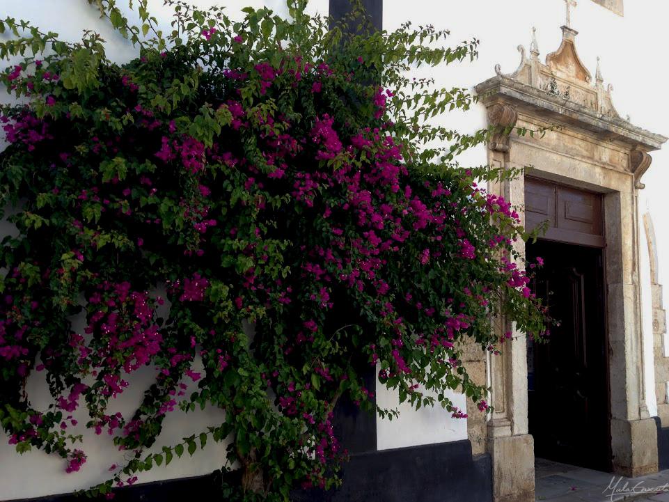Entrada da Igreja de São Pedro
