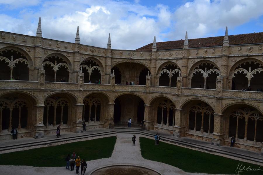 mosteiro dos jerônimos claustro
