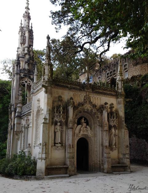 capela mourisca